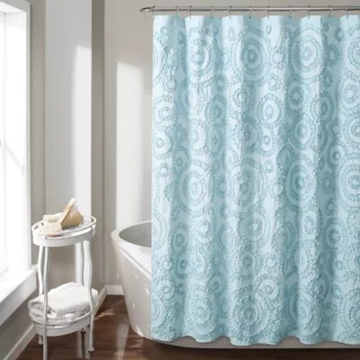 54 x 78 shower stall curtain bed bath
