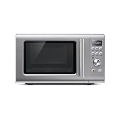 the compact wave soft close microwave
