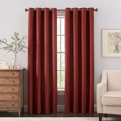 reina window curtain panels and