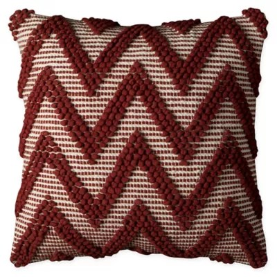 red decorative throw pillows bed bath