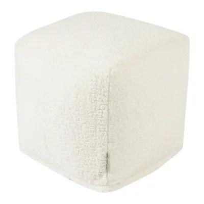 cube ottoman slipcover bed bath beyond