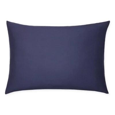 calvin klein modern cotton body solid pillowcases set of 2