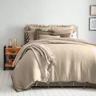 Wamsutta Vintage Linen Duvet Cover Bed Bath Beyond