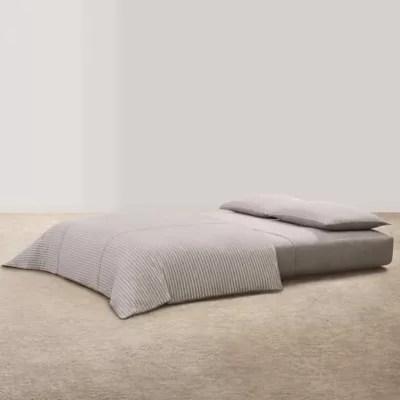Calvin Klein Lennox Duvet Cover In Grey Bed Bath Beyond