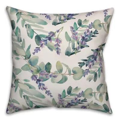 purple pillows bed bath beyond