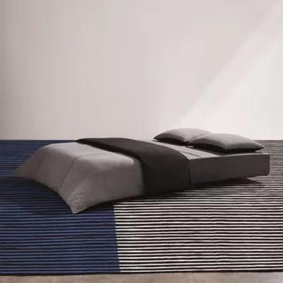 Calvin Klein Ray Duvet Cover In Grey Bed Bath Beyond