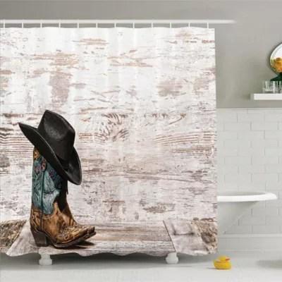 western shower curtain bed bath beyond