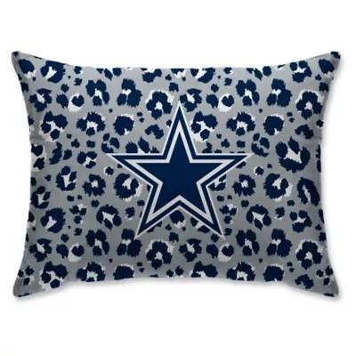dallas cowboys pillow bed bath beyond