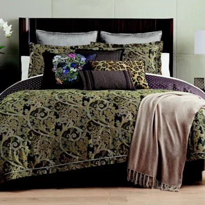 black and gold bedding bed bath beyond