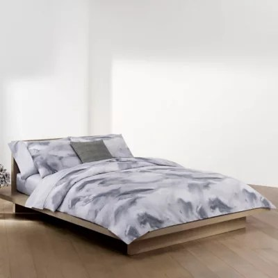 Calvin Klein Moonstone 3 Piece Duvet Cover Set Bed Bath Beyond