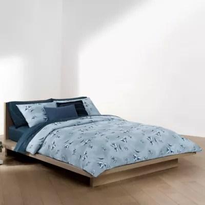 Calvin Klein Tulip 3 Piece Duvet Cover Set Bed Bath Beyond