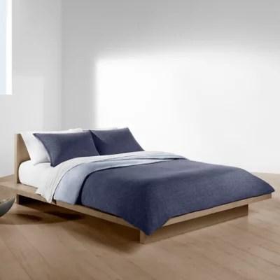 Calvin Klein Gene Reversible Duvet Cover Bed Bath Beyond