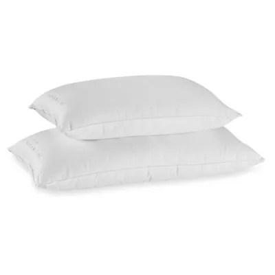 wamsutta dream zone down alternative side sleeper bed pillow