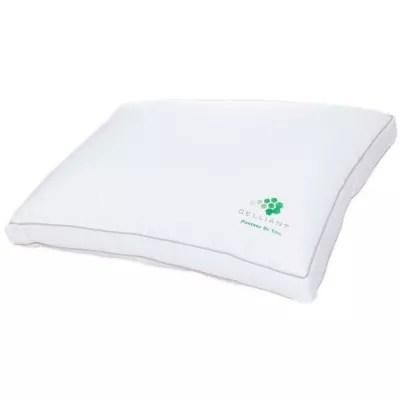 therapedic celliant firm support side sleeper bed pillow