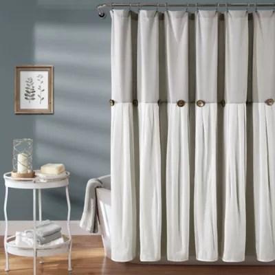 elegant shower curtains bed bath beyond