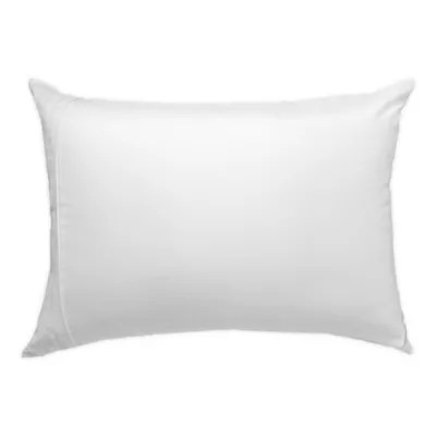 glow satin with aloe pillow protector bed bath beyond