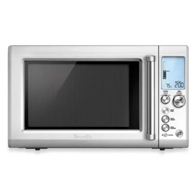 breville quick touch microwave bed bath beyond