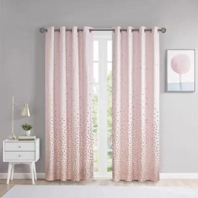 gold curtains bed bath beyond
