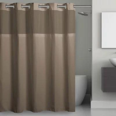 shower stall curtain rod bed bath