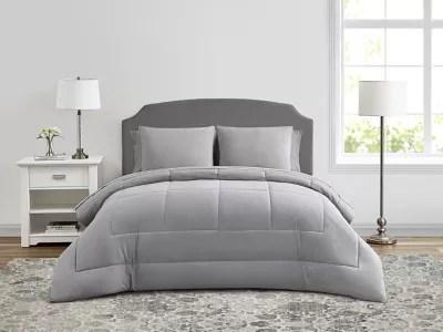 grey comforter sets queen bed bath