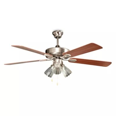 Concord Fans San Marcos 52 Inch 3 Light Indoor Ceiling Fan