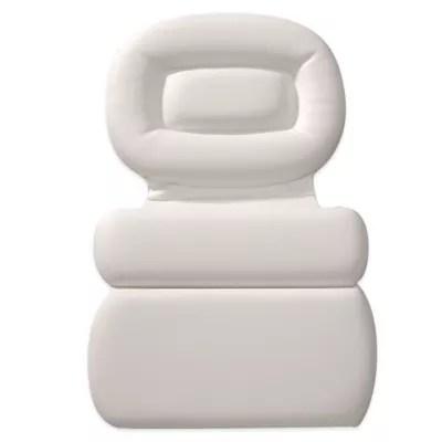 luxury spa bath pillow bed bath beyond