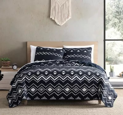 black and white quilts bed bath beyond