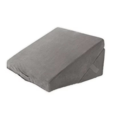 therapedic comfort supreme wedge support pillow
