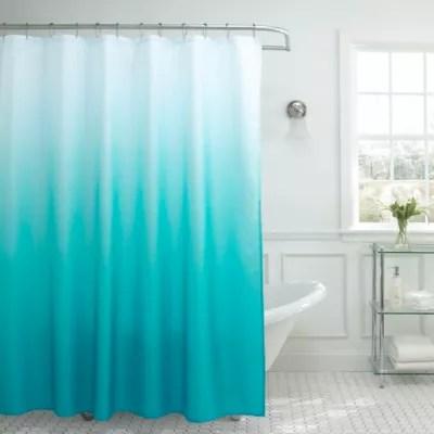 wash plastic shower curtain bed bath