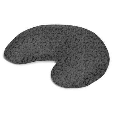 minnie foil compact round neck pillow