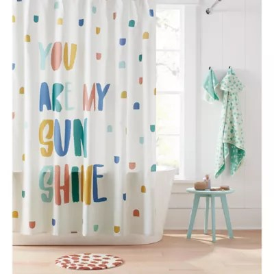 kids shower curtains bed bath and