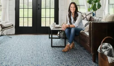 magnolia home by joanna gaines bed