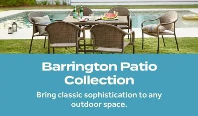 barrington wicker patio collection