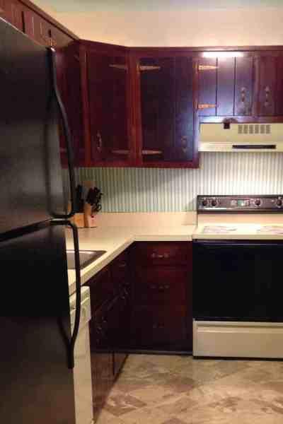 Condo Gallery Kitchen Cabinets