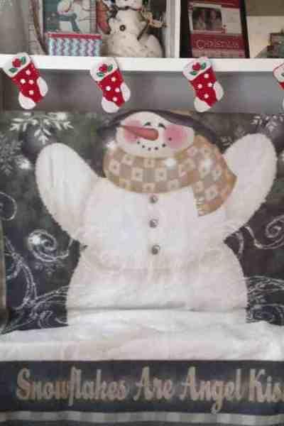 Felt Christmas Stocking Silverware Holders