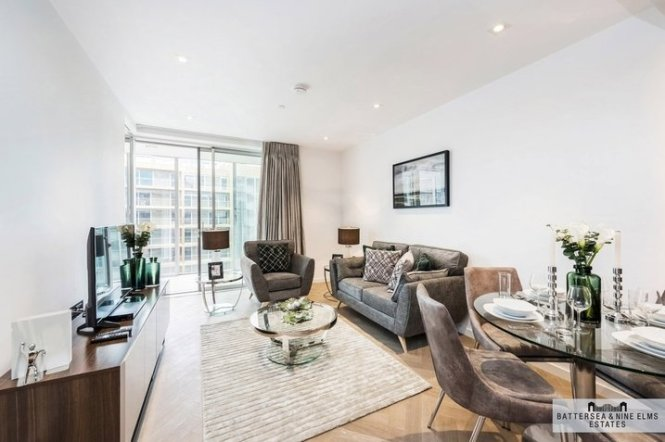 Apartments To In Scott House Battersea Station Sw11