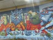 Wall art in Saarbrucken