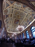 The Book Cafe, Andrassy Street, Budapest