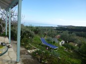 View from the villa of David and Jess - Charokopio, Greece.
