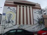 Street art - Athens, Greece.