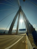 Windy bridge.