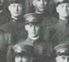 Alvin O. Monson from the 1913 yearbook of the University of Nebraska.