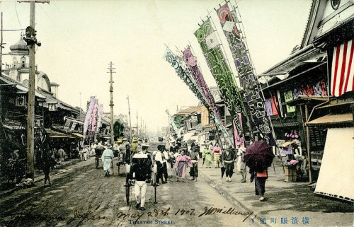 Yokohama c1905