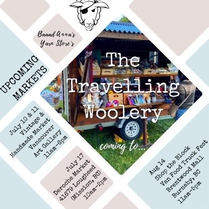 20210625 Travelling Woolery Advertsing