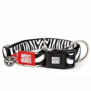 BAASJE - DIERENBOETIEK - MAX & MOLLY - Zebra - SMART ID COLLAR