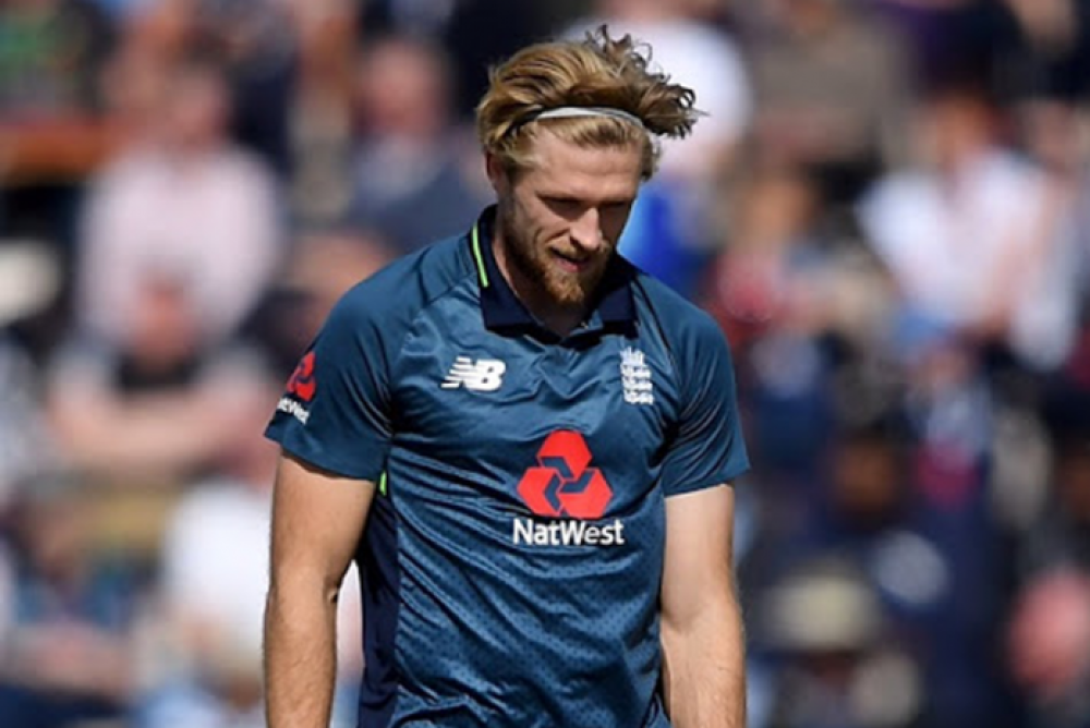 David Willey Tests Positive for COVID-19
