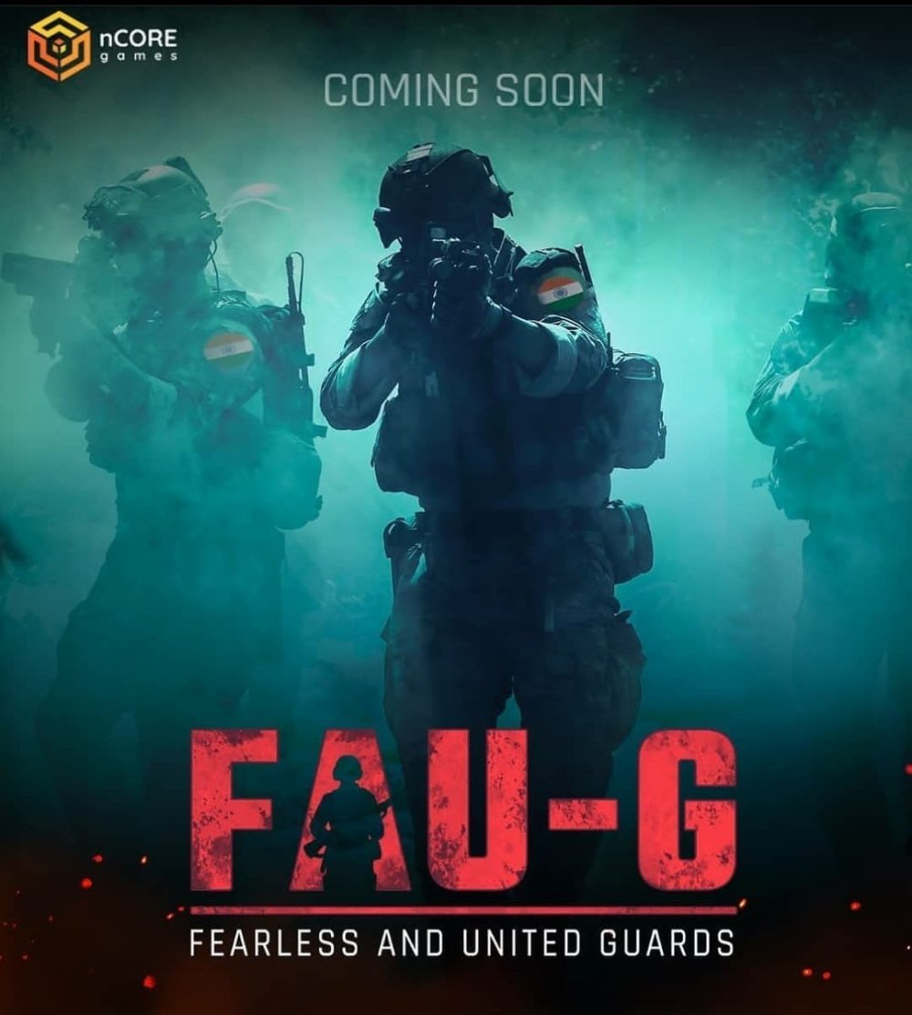 FAU-G Indian Alternative to PUBG