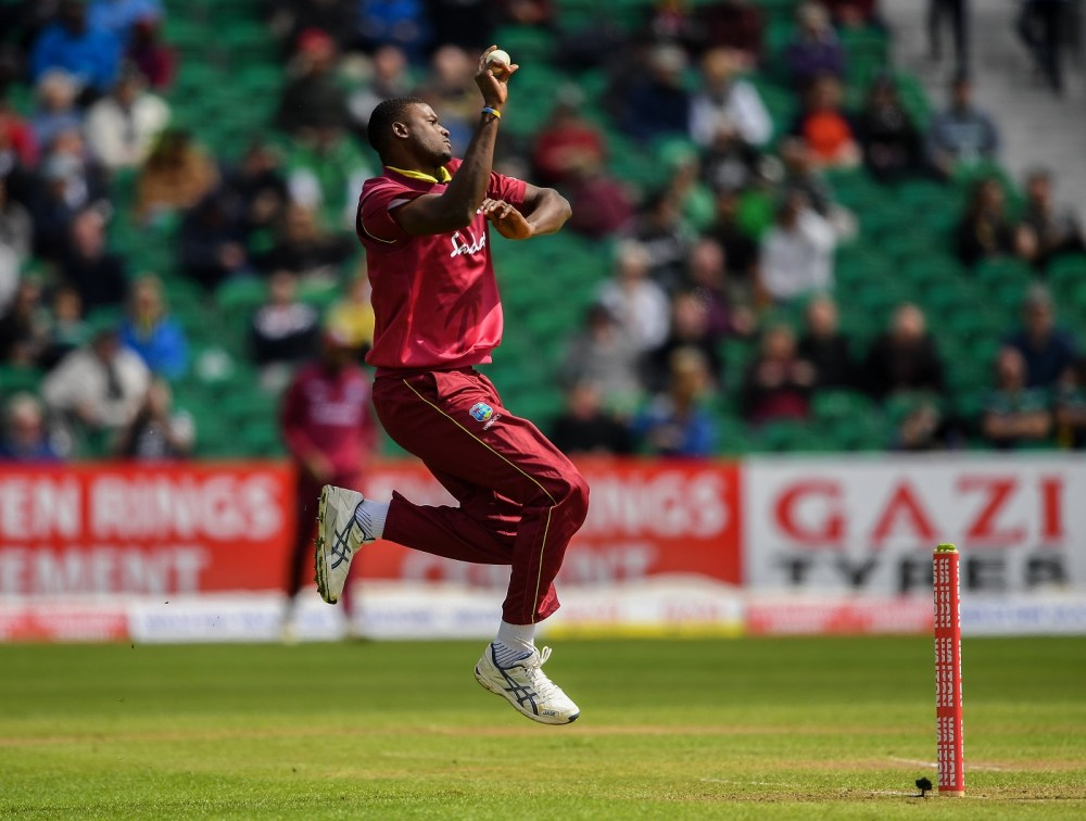 Jason Holder to Replace Mitchell Marsh at SRH