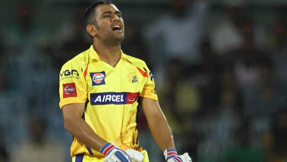 Topsy Turvy ride for CSK