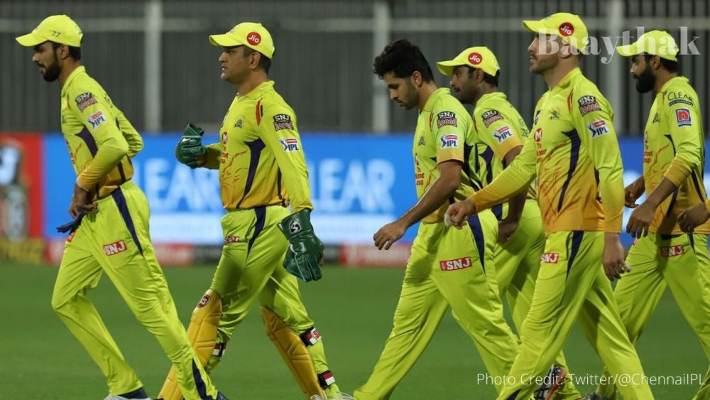 CSK hit the bottom of the table after a humiliating defeat at the hands of MI - Baaythak